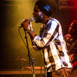 Pictures from the Chronixx – Concert!