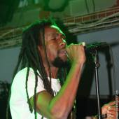 Thursday, 13th November 2014 at the Gaskessel, Bern/Switzerland – JAH CURE & Band live in concert