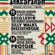 Lakesplash – Reggae Festival, Twann – Switzerland / 3rd & 4th July 2015