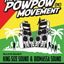 POW POW MOVEMENT @ Gaskessel, Bern – 17.10.2015