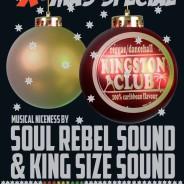 Kingston Club X-MAS SPECIAL 2015 @ Gaskessel, Bern