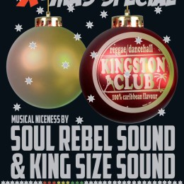 Kingston Club X-MAS SPECIAL 2015 @ Gaskessel, Bern