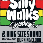 SILLY WALKS DISCOTHEQUE @ Gaskessel, Bern – 23.01.2016