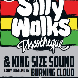 SILLY WALKS DISCOTHEQUE @ Gaskessel, Bern – 23.01.2016