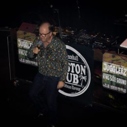 David Rodigan, Jugglerz & Claasilisque @ the Kingston Club
