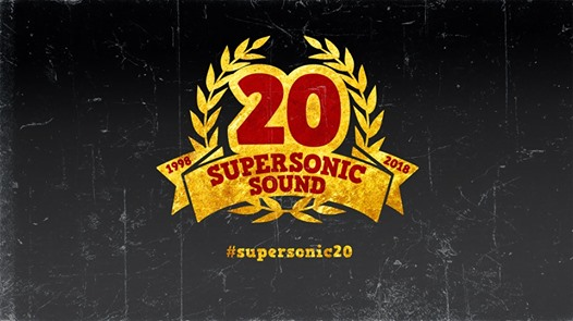 SuperSonic Sound - 20years - 2018