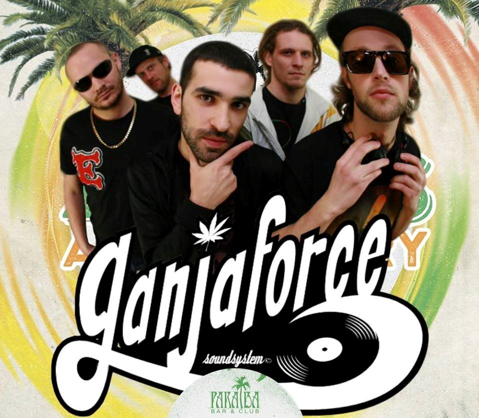 GanjaForce Sound from Olten/Switzerland - Reggae & Dancehall