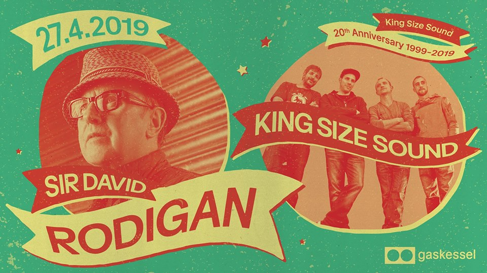 20 Jahre King Size Sound feat. David Rodigan - Gaskessel, Bern - 27.04.2019